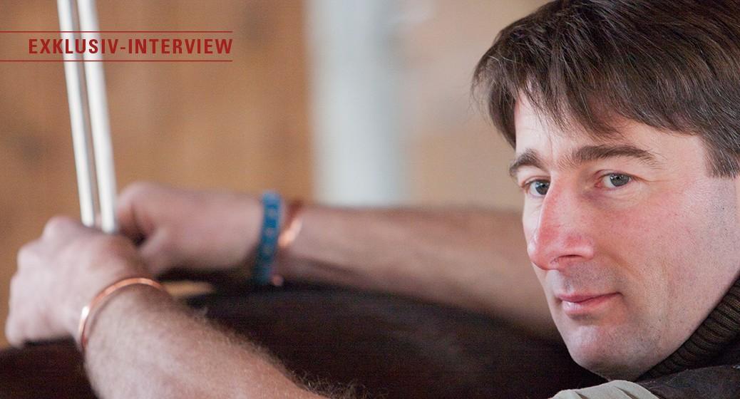 Interview Christian Gaudron Tierarzt und Osteopath