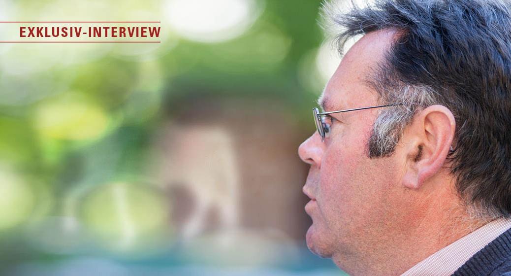 Interview Desmond O'Brien